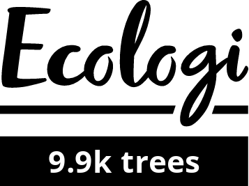 We plant 15 trees for every pair of Trash Planet sneakers purchased